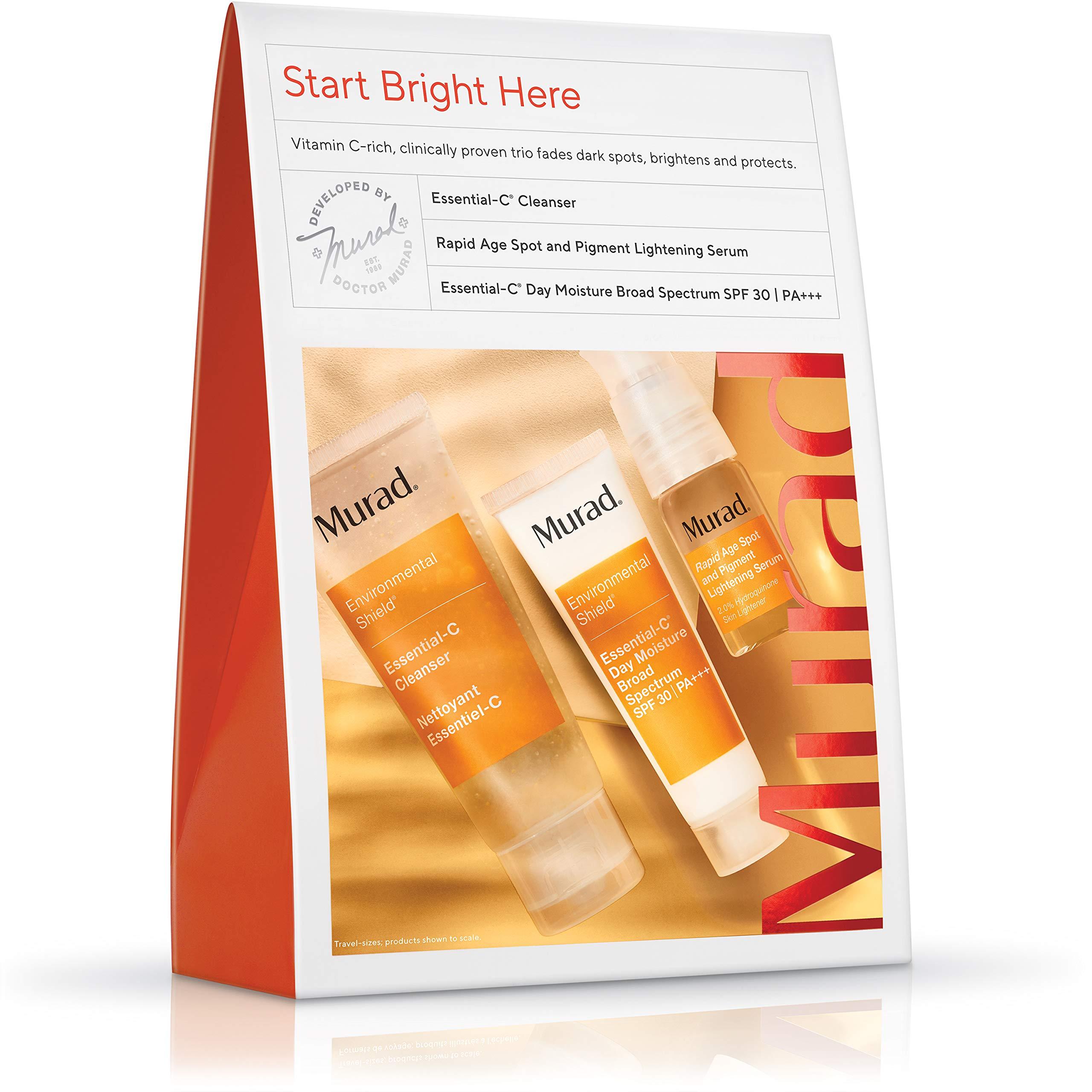 Murad Start Bright Here Kit by Murad