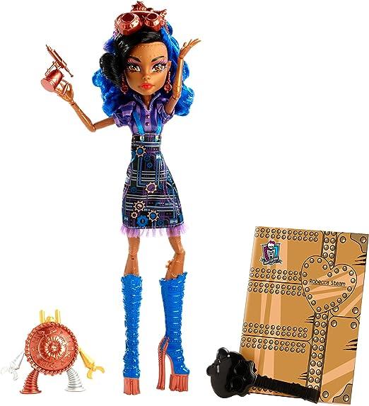 Monster High - Muñeca, Clase de Arte, Robecca (Mattel BDD79): Amazon.es: Juguetes y juegos