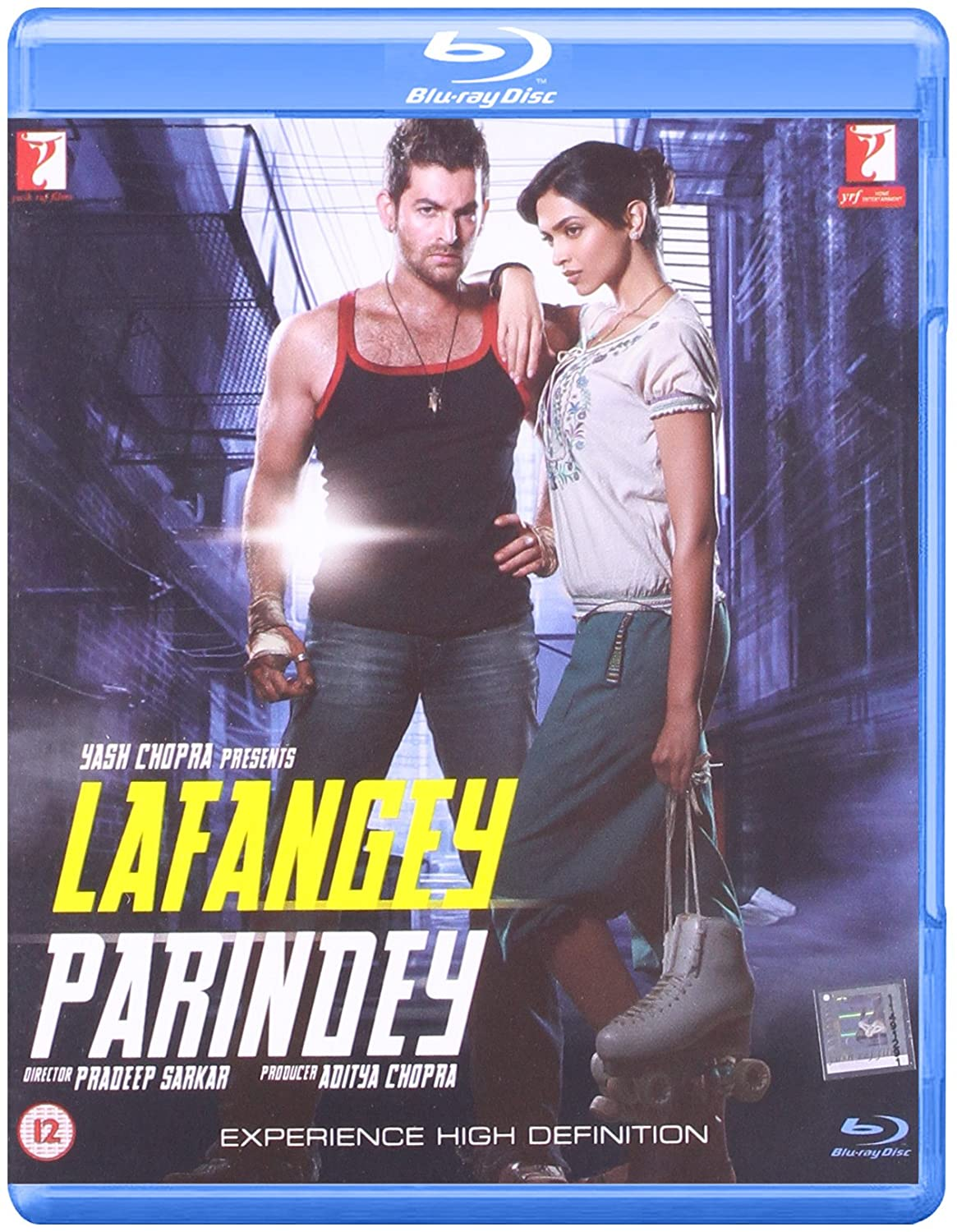 Lafangey Parindey (2010) BD50  Untouched BluRay YrF DRs | ISO | 33 GB |