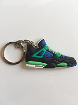SneakerKeychainsNY Jordan Retro 4 Doernbecher Zapatillas ...