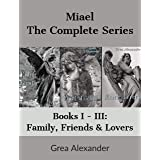 Miael: The Complete Series: A Supernatural Horror Fantasy Fable