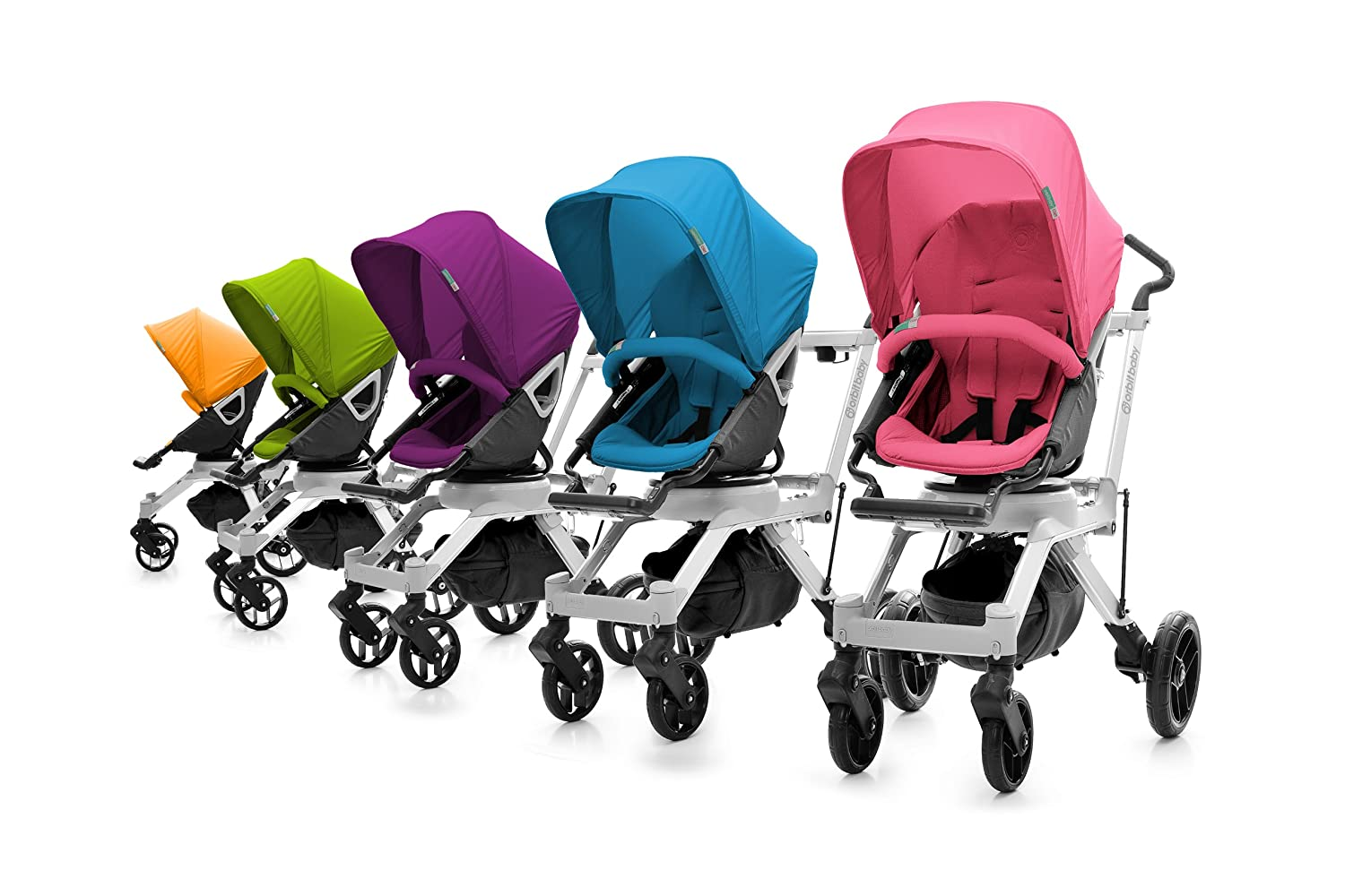 Amazon.com : Orbit Baby Color Pack for Stroller Seat G2, Khaki (Discontinued by Manufacturer) : Infant Car Seat Stroller Travel Systems : Baby