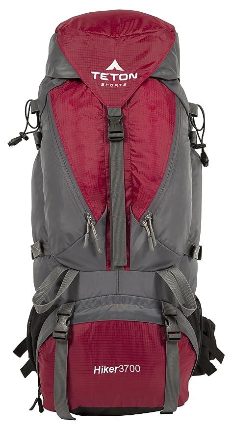 TETON Sports Hiker 3700 Ultralight Internal Frame Backpack – Not Your Basic  Backpack  High- ac6a1d170f174