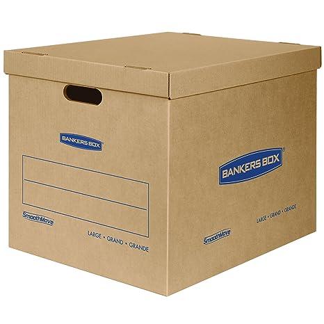 Bankers Box smoothmove Classic Cajas de mudanza