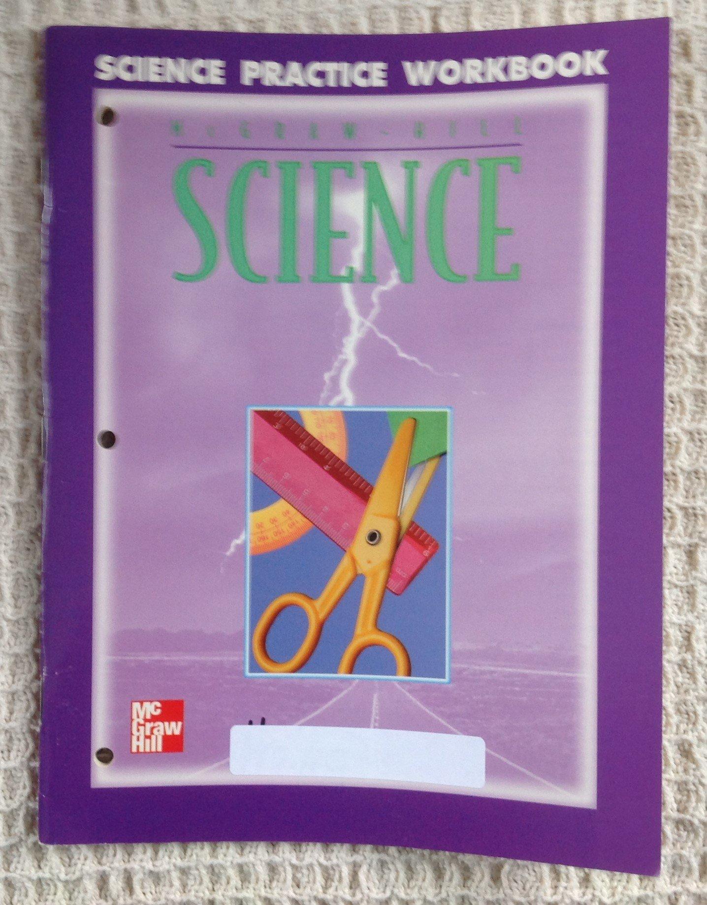 Download Grade 5 Science Practice Workbook ebook