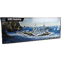 Trompetista 1/200 HMS Rodney Nelson Clase Acorazado # 03709 - Kit Modelo plástico