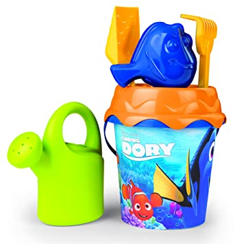 Regadera Smoby Playa Accesorios A Set Cubo Con Y De Dory Buscando EDH29eIWYb