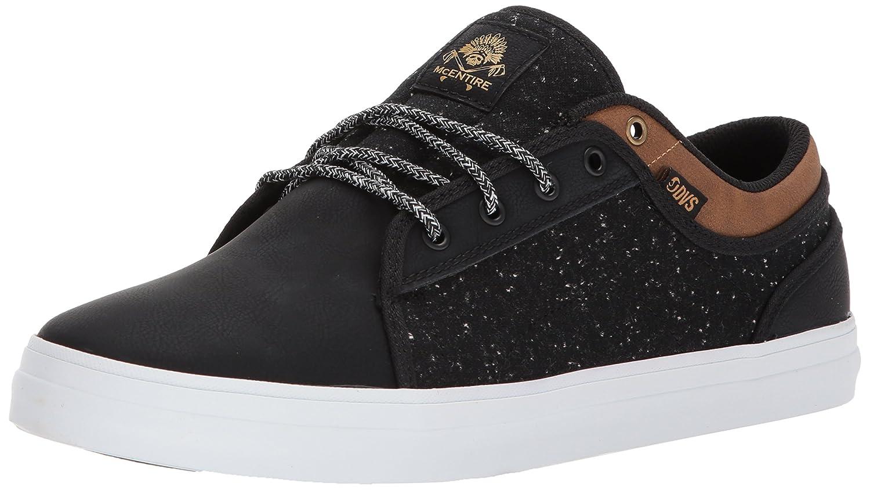 DVS Knit Men's Aversa+ Skate Schuhe, schwarz Grainy Knit DVS Braun Mcentire, 8.5 ... 96fa93