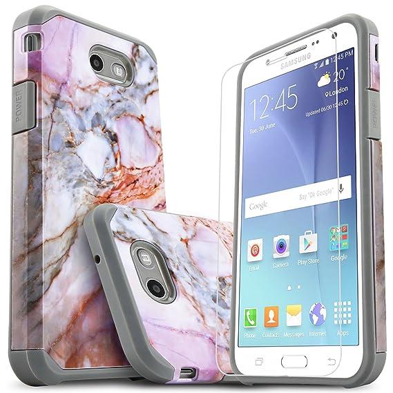 sports shoes 2541b 9f0a9 Galaxy J3 Luna Pro Case, Galaxy J3 Emerge/Galaxy J3 Prime/Galaxy J3  Eclipse/Galaxy Express Prime 2/Galaxy Amp Prime/Galaxy Sol 2 Phone Cover,  Starshop ...