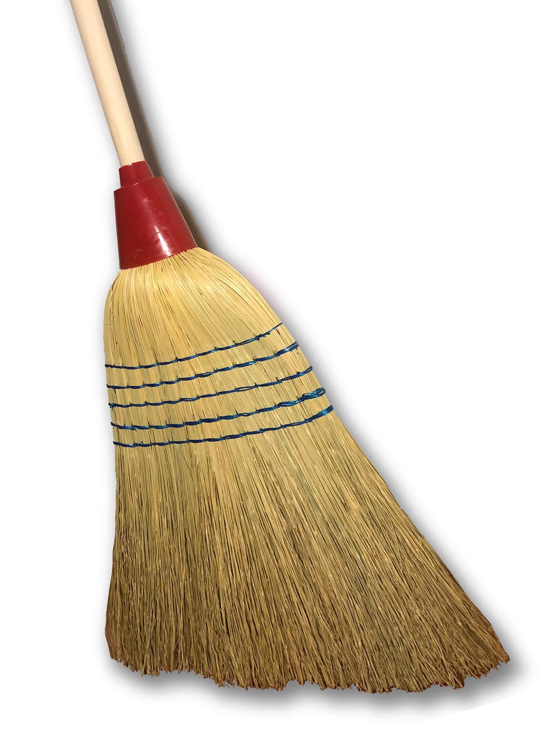 European Corn Broom (Natural) by Metla Inc (Image #3)