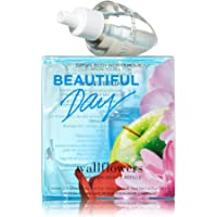 Bath and Body Works Wallflowers 2-Pack Refills, Beautiful Day, 1.6 fl Ounce Total