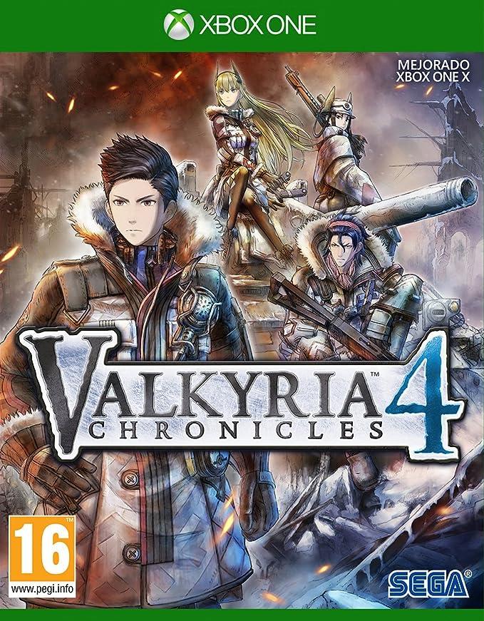 Valkyria Chronicles 4 Edición De Lanzamiento: Amazon.es: Videojuegos