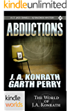 Jack Daniels and Associates: Abductions (Kindle Worlds Short Story)