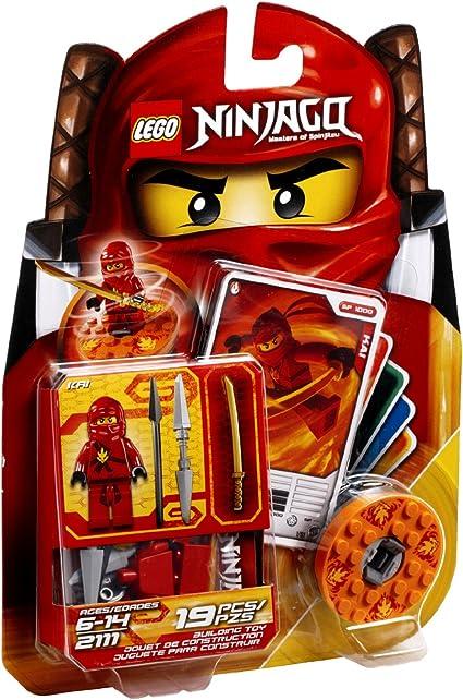 Amazon.com: LEGO Ninjago – Reloj digital articulado, diseño ...
