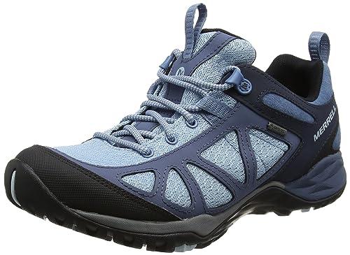 Merrell Siren Sport Q2 Gore-Tex, Zapatillas de Senderismo para Mujer: Amazon.es: Zapatos y complementos