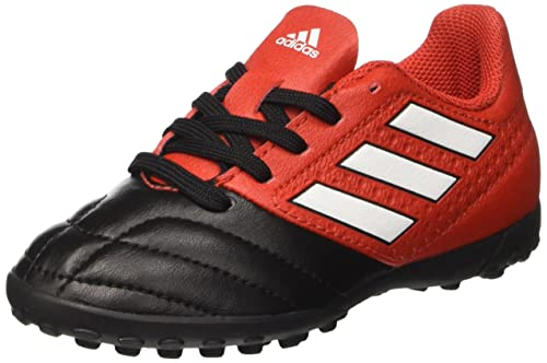 best service 35e82 0eb79 adidas Ace 17.4 Tf J, Scarpe da Calcio Bambino, Rosso (RedFtwwht