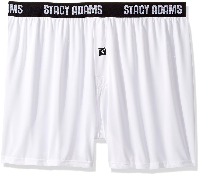 Stacy Adams Mens Big-Tall Boxer Short