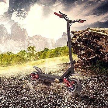 Amazon.com: E4-9 Potente 3600w Motor Dual Off Road Patinete ...