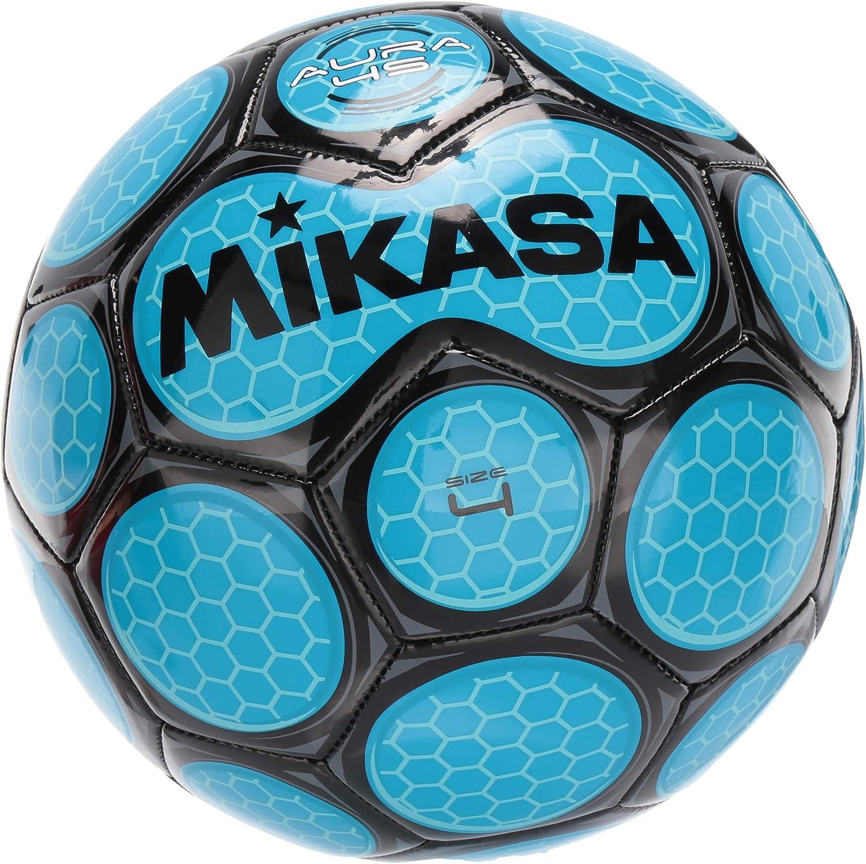 Mikasa SCE Series Size 5 Soccer Ball Blue//Green//Yellow