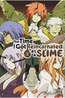 That Time I Got Reincarnated As A Slime Vol 1 That Time I Got