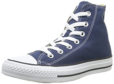 Converse Chuck Taylor All Star Hi Top Navy mens 55 womens 75