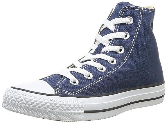 833 opinioni per Converse All Star Hi Canvas, Sneaker, Unisex- Adulto