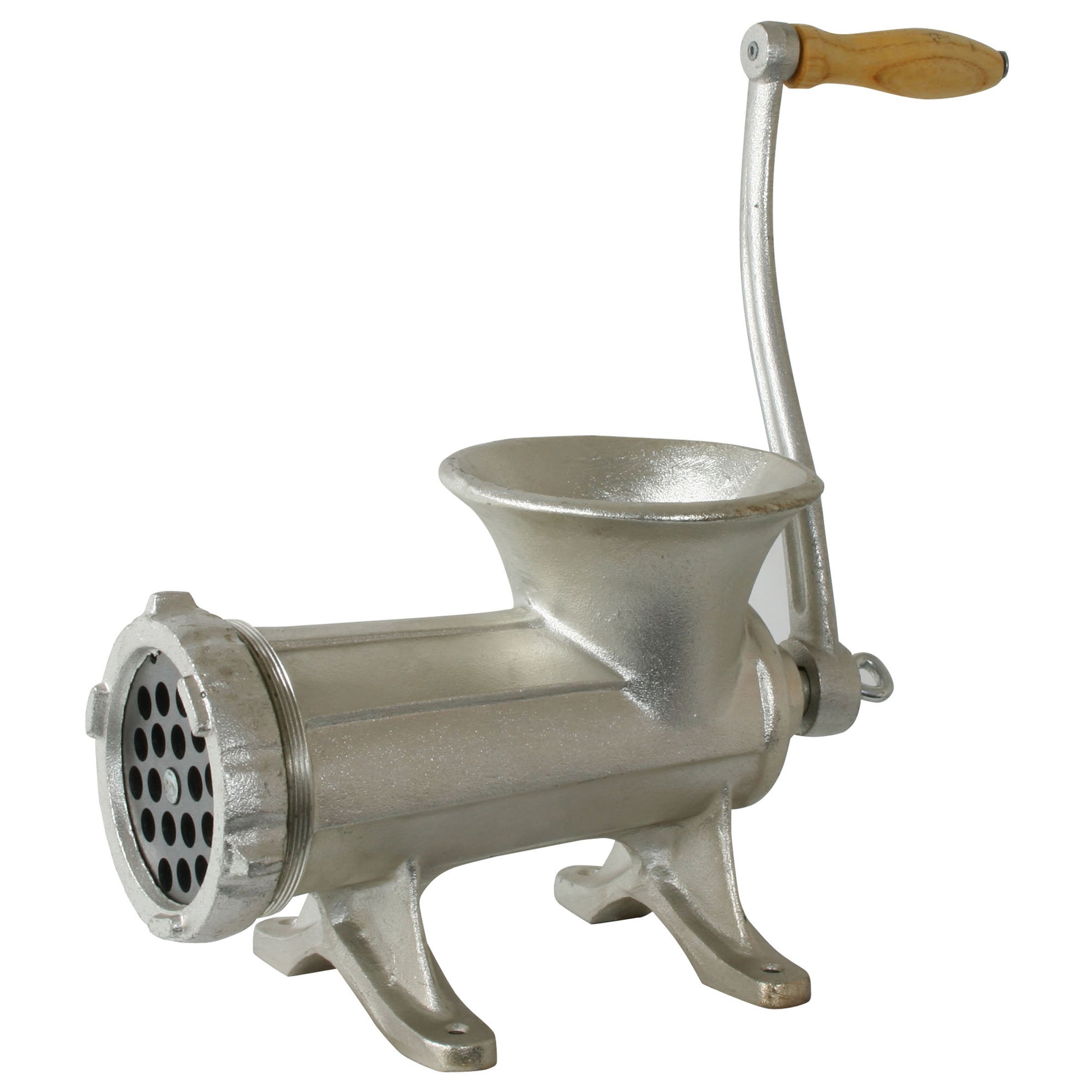 Sportsman MHG32 #32 Cast Iron Countertop Bolt Down Manual Meat Grinder