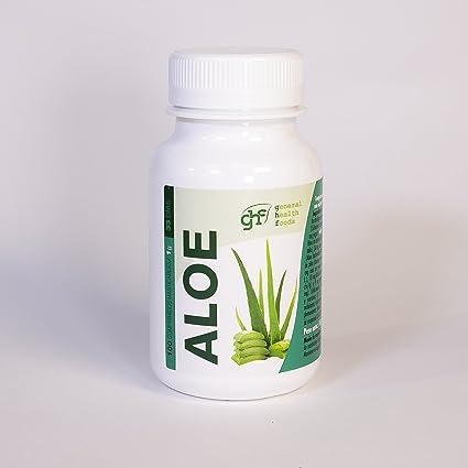GHF - GHF Aloe Vera Plus 100 comprimidos