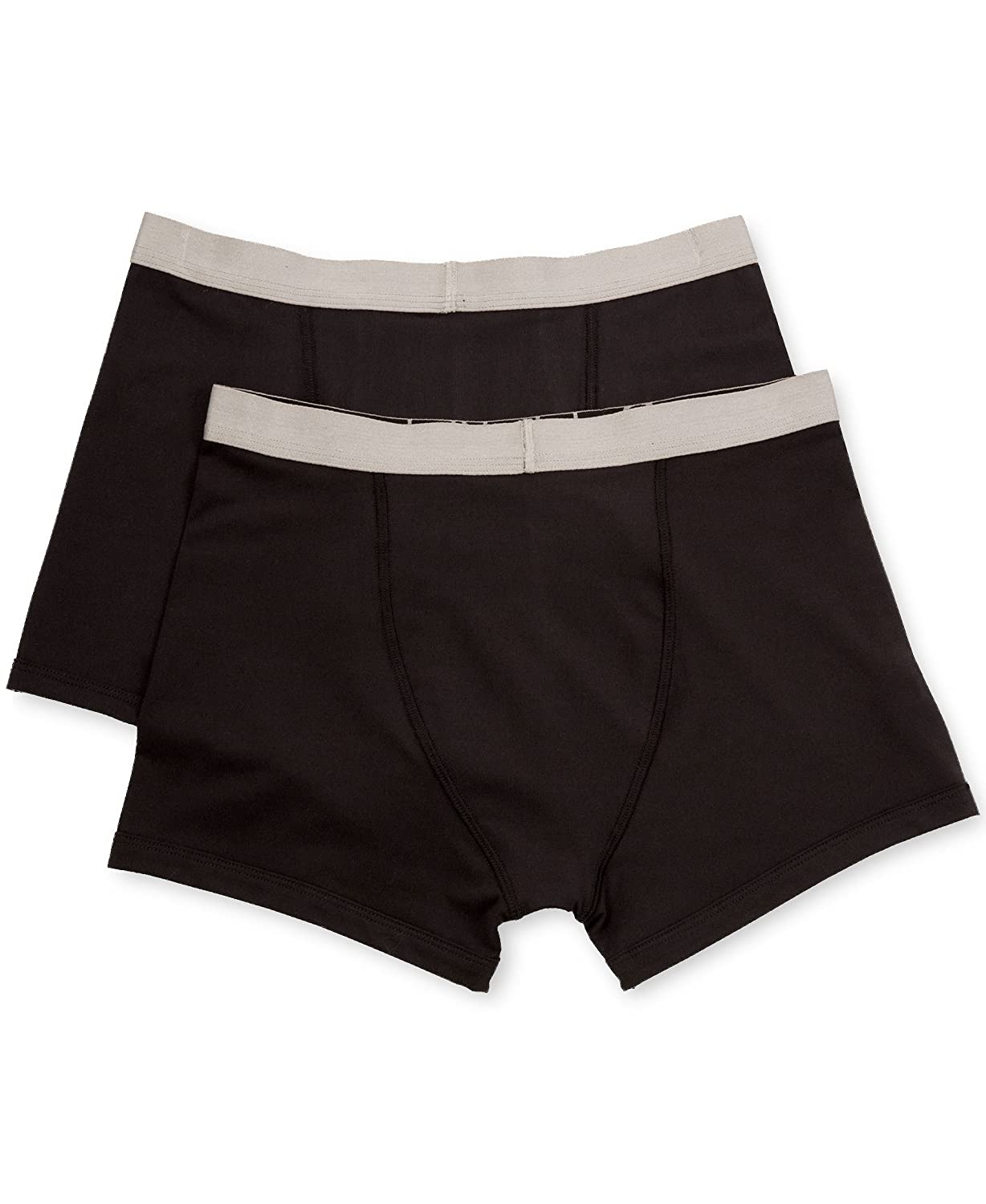 Amazon.com  Calvin Klein Boys  Kids Steel Micro Boxer Brief Underwear cf5fc07068