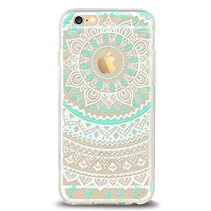 new product dc51e 12ac9 AILUN Phone Case Compatible with iPhone 6 Plus,iPhone 6s Plus,Solid Acrylic  Back&Reinforced Soft TPU Frame,Ultra-Slim,Shock-Absorption ...