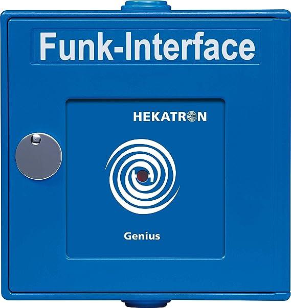 Hekatron Vertriebs funkhandtaster 31 - 5000013 - 01 - 03 F ...