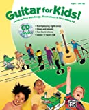 Guitar For Kids Bk& CD --- Guitare --- Alfred Publishing