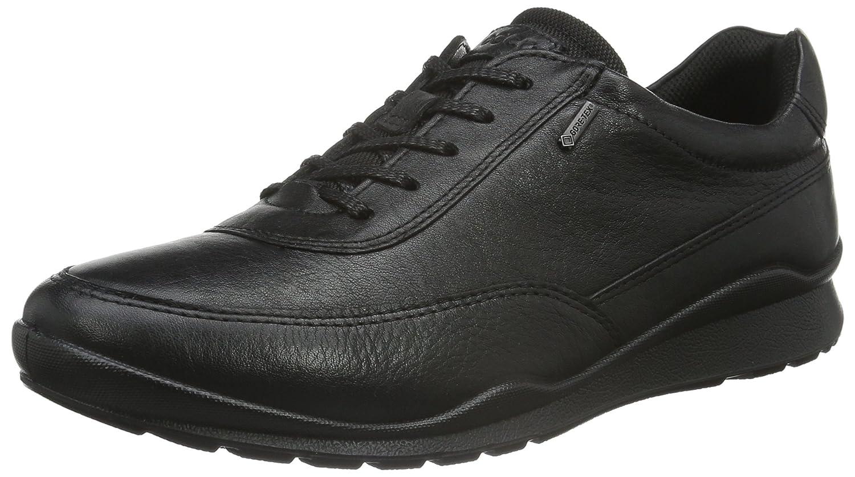 Ecco Ecco Mobile III Zapatillas, Mujer 38 EU|Negro (Black11001)