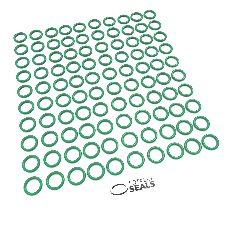 Anillas de goma 19 mm x 2,5 mm, 24 mm de di/ámetro, dureza 75A Viton FKM