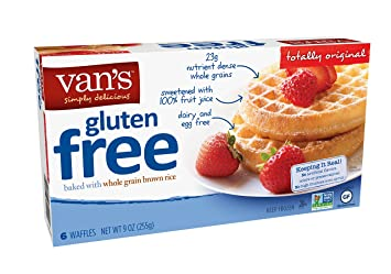 vans frozen foods