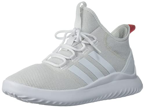 low priced 29a28 f3c39 adidas Men s CF Ultimate Bball, White White Core Red, ...