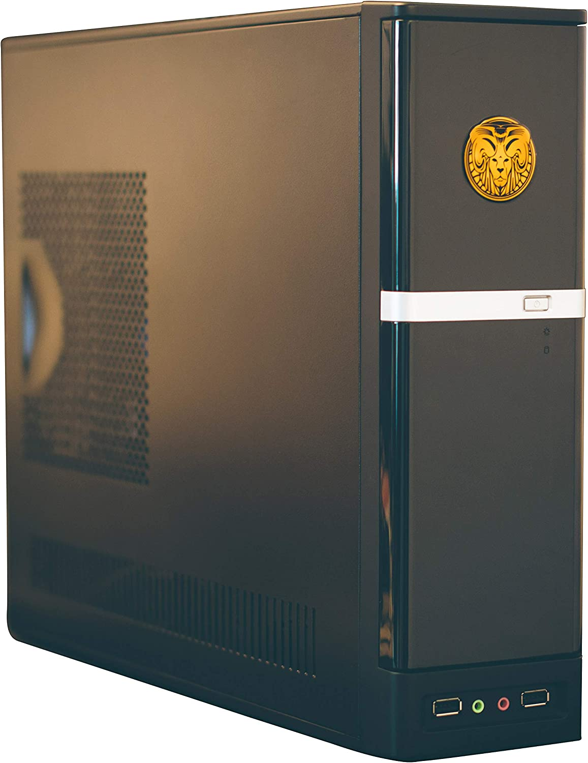 Ponos Plus Home & Office Intel Core I3-8100, 8GB DDR4, 1TB HDD, Windows 10 Pro, Premium Desktop Computer, 3 Year Warranty, Fast, Reliable, Unmatched Performance in its Class