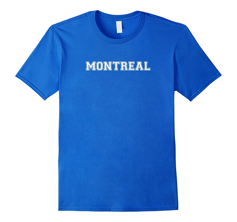 Classic Montreal T-shirt-FL