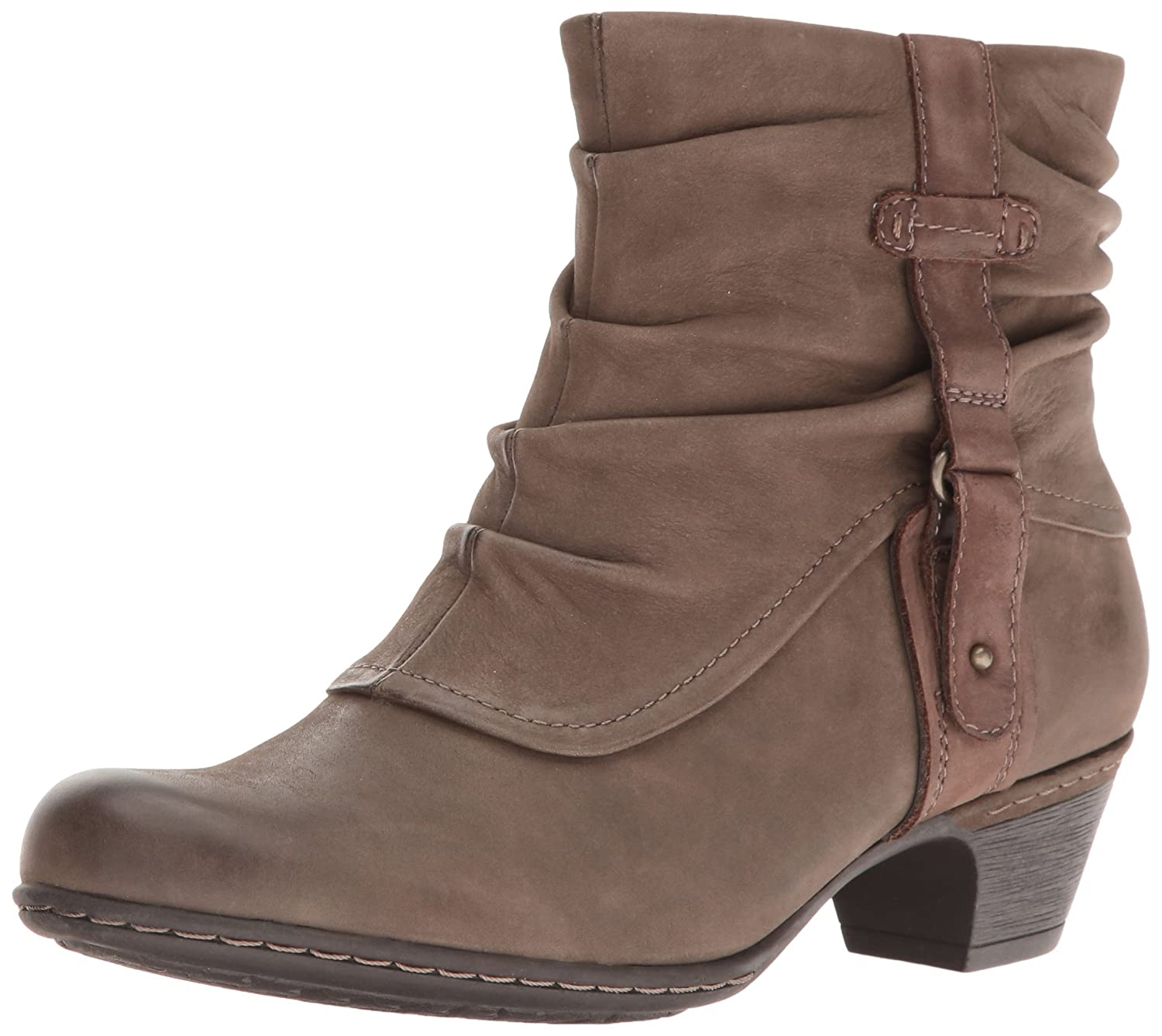 Cobb Hill Rockport Women's Alexandra Boot B00OKSZHK6 8.5 B(M) US|Stone