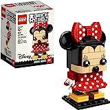 LEGO 6225335 Brickheadz Minnie Mouse 41625 Building Kit (129 Piece), Multicolor