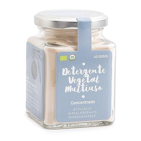 13664d30b Move & Wash Detergente Vegetal - Ecológico - Certificado EU Orgánic - 40  dosis en Vidrio