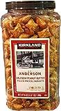 Kirkland Signature Peanut Butter Pretzels, 55 oz