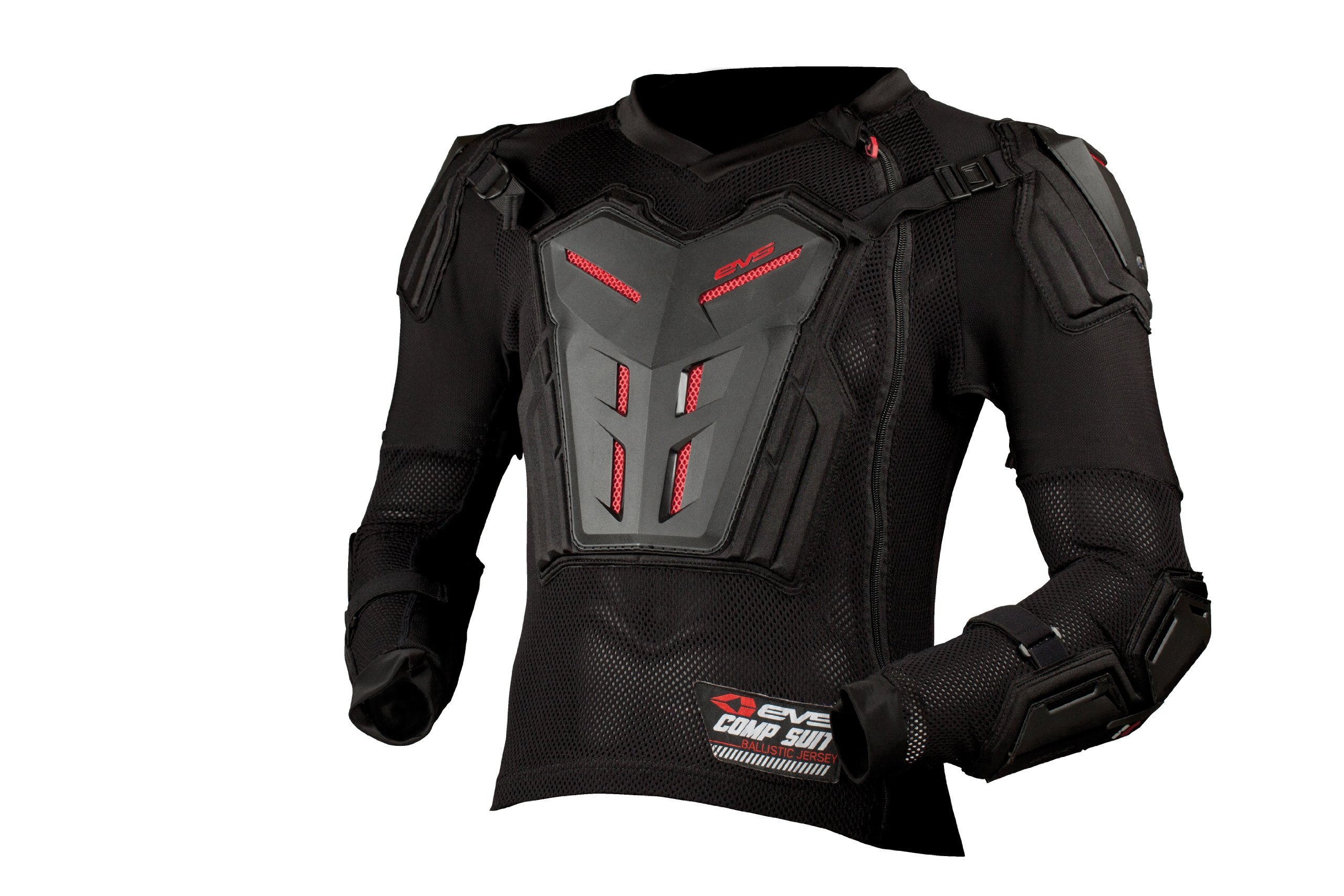 EVS Sports Comp Suit (Black, Youth Small) by EVS Sports (Image #1)