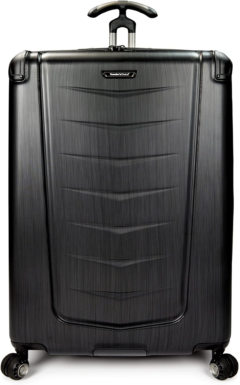 Travelers Choice Silverwood Softside T-Cruiser Expandable Spinner Luggage