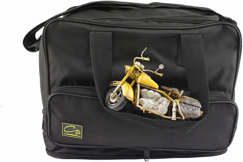 made4bikers: Bolsas Interiores Adecuado para de los Modelos BMW F850GS F750GS K80 a Partir de 2017 K81 Conjunto Completo
