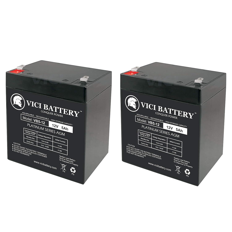Razor E100 E125 E150 Electric Scooter battery 12V 5AH 4 PACK