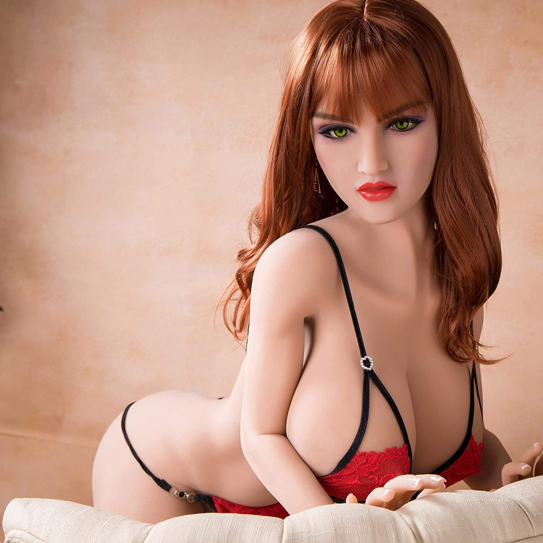 Silicone Sex Doll Bukkake