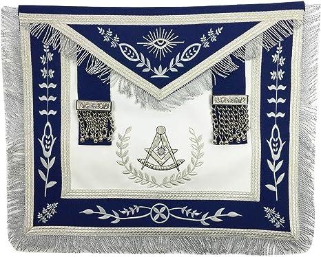 PM39 Masonic Past Master Apron