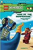 Ninjago Graphic Novels 3: Rise of the Serpentine