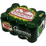 Antarctica - Soda Guarana - 11.83 Fl. Oz. (PACK OF 12) | Guaraná - 350ml